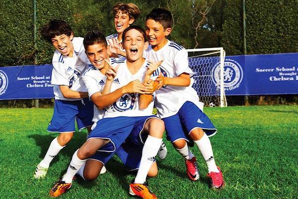 Немецкие молодежные футбольные команды