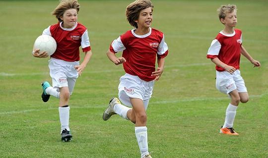 Английский футбол летом