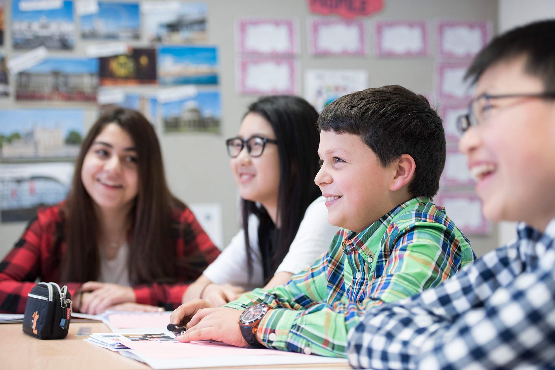 Bell St. Albans - зимняя языковая школа