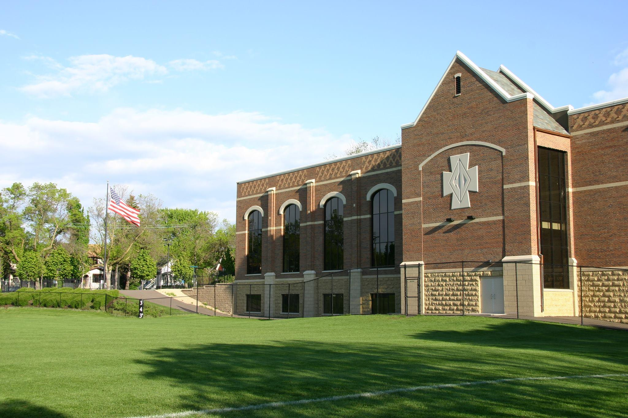 Cretin-Derham Hall High School