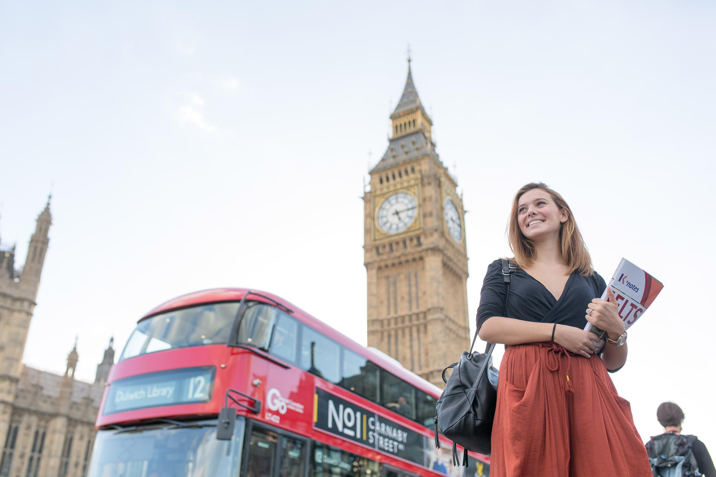 Курсы английского в Kaplan London