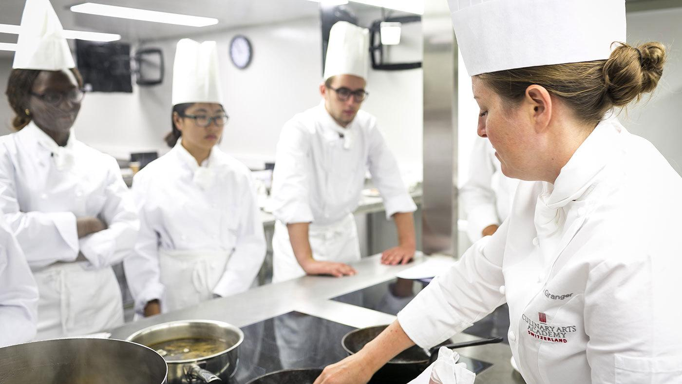 Swiss Education Academy  -  Introduction to the World of Hospitality/Culinary