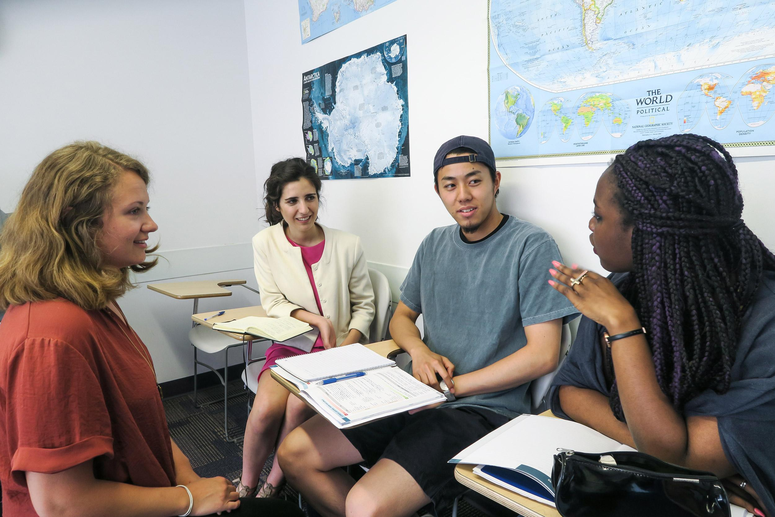 Курсы английского в Kaplan Philadelphia