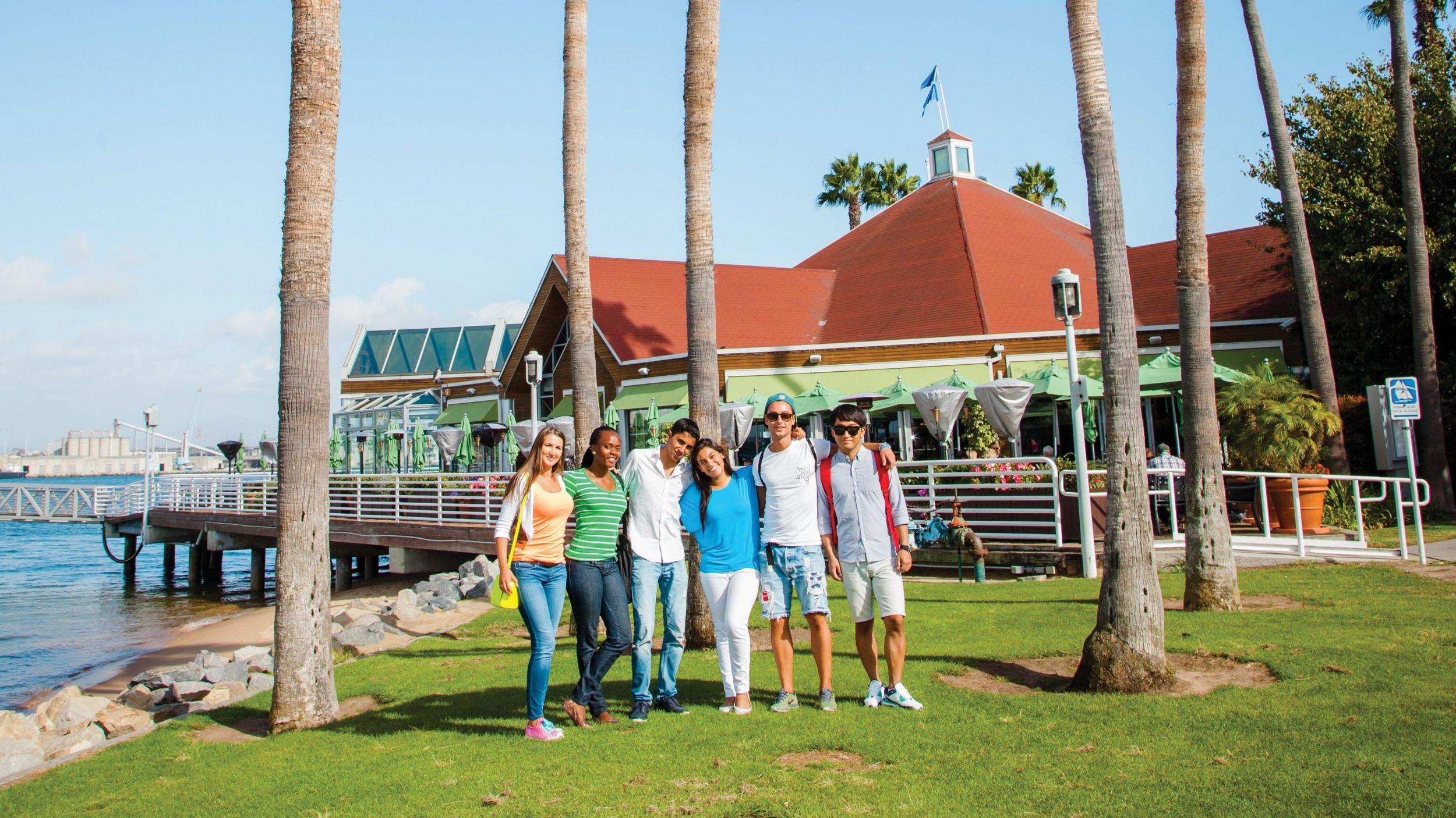 Kaplan English Programs for Teens, Сан-Диего, США