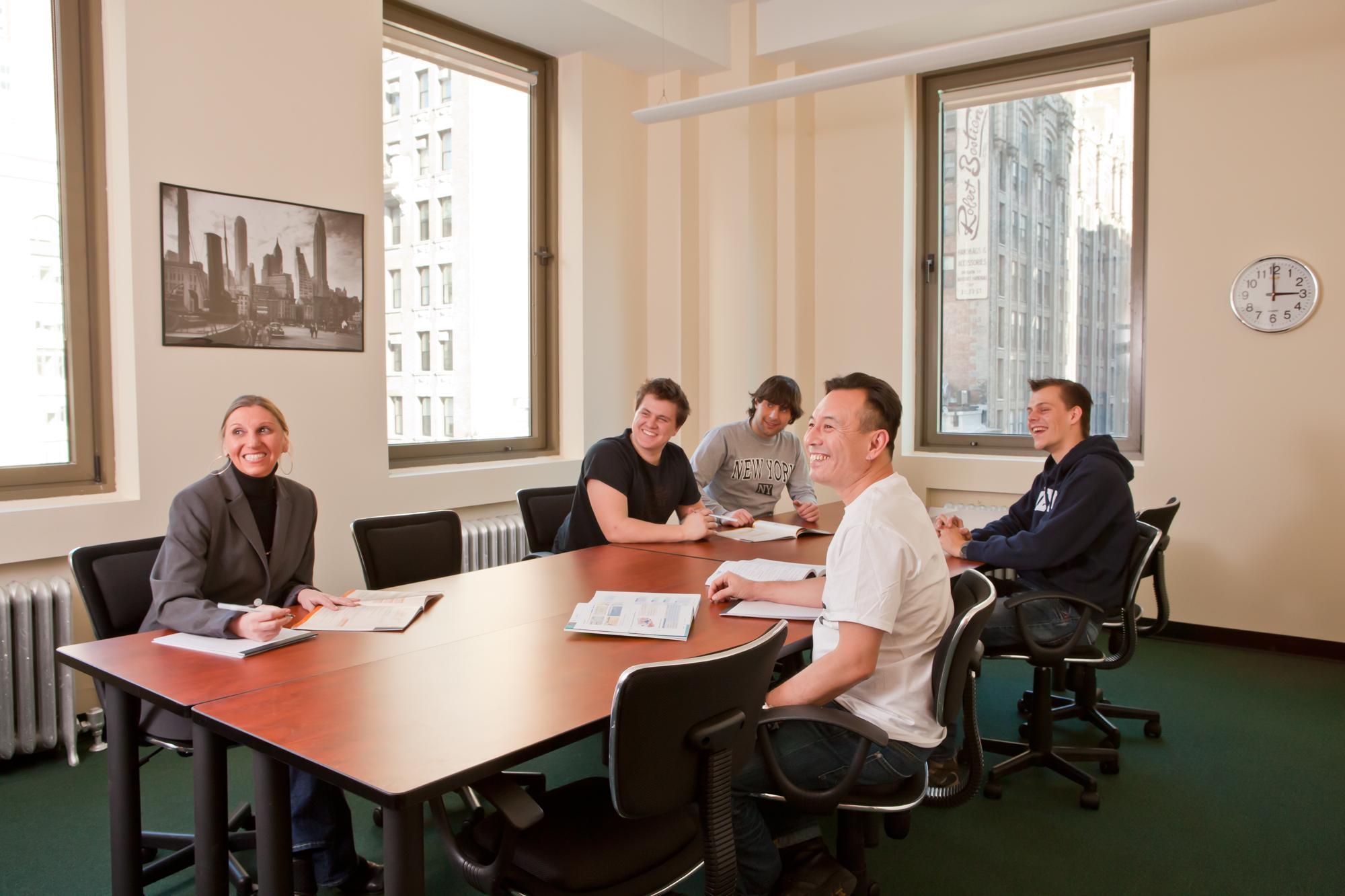 Курсы английского в St Giles New York