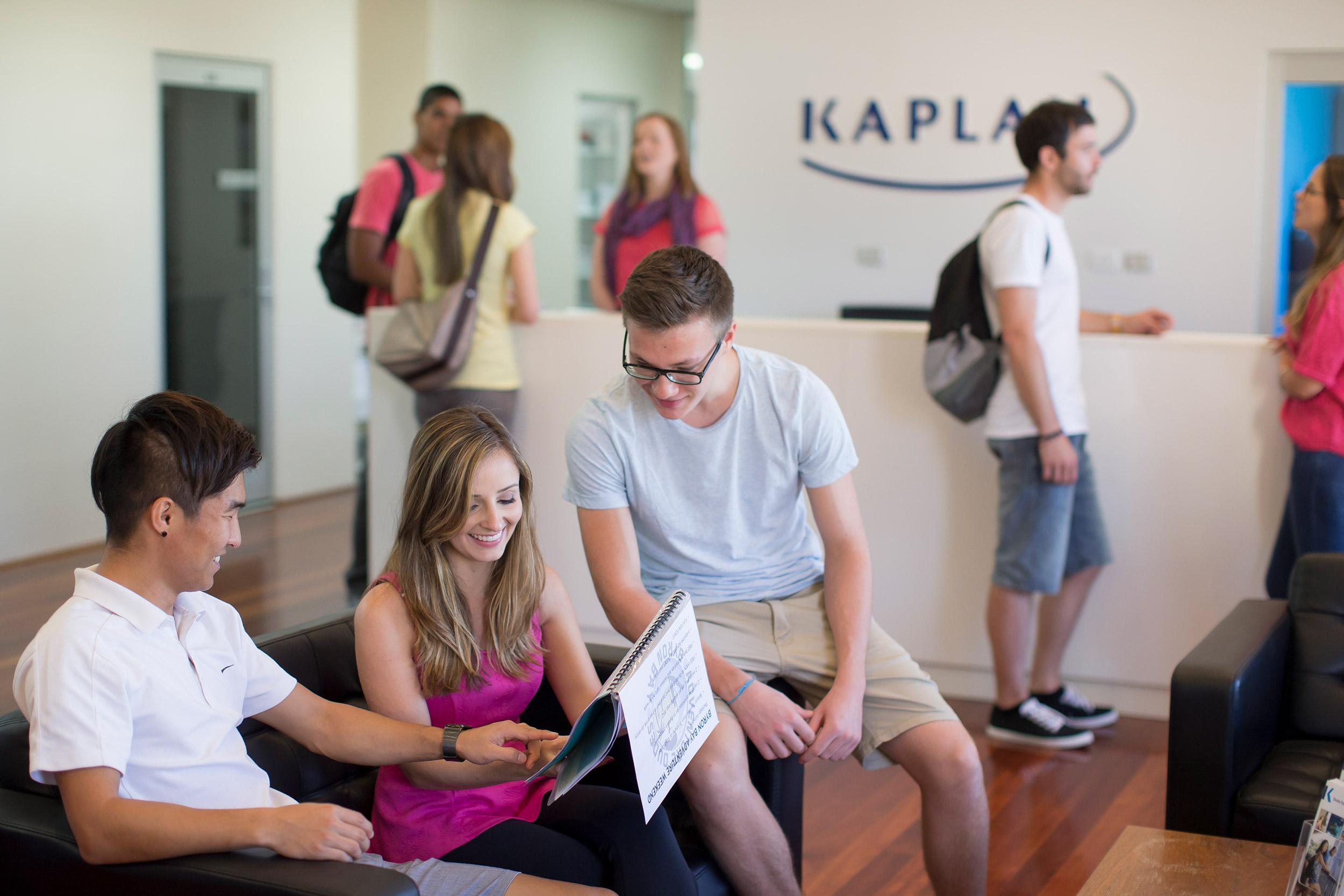Курсы английского в Kaplan Brisbane
