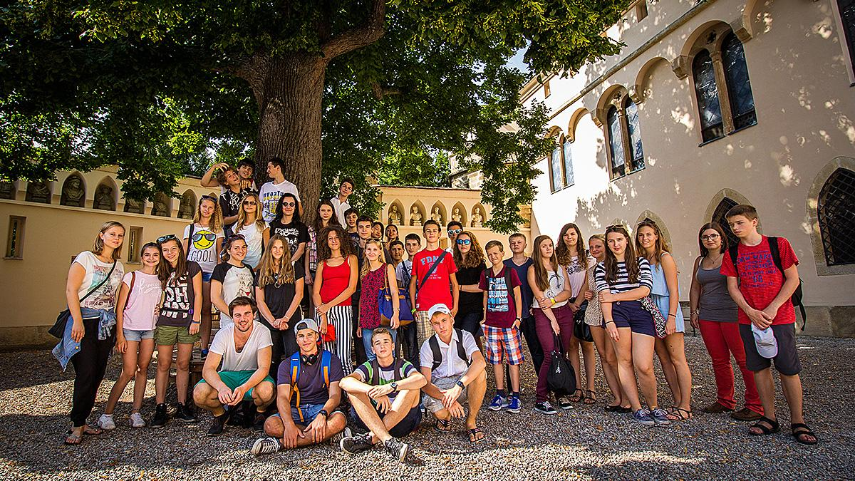 Actilingua Summer School