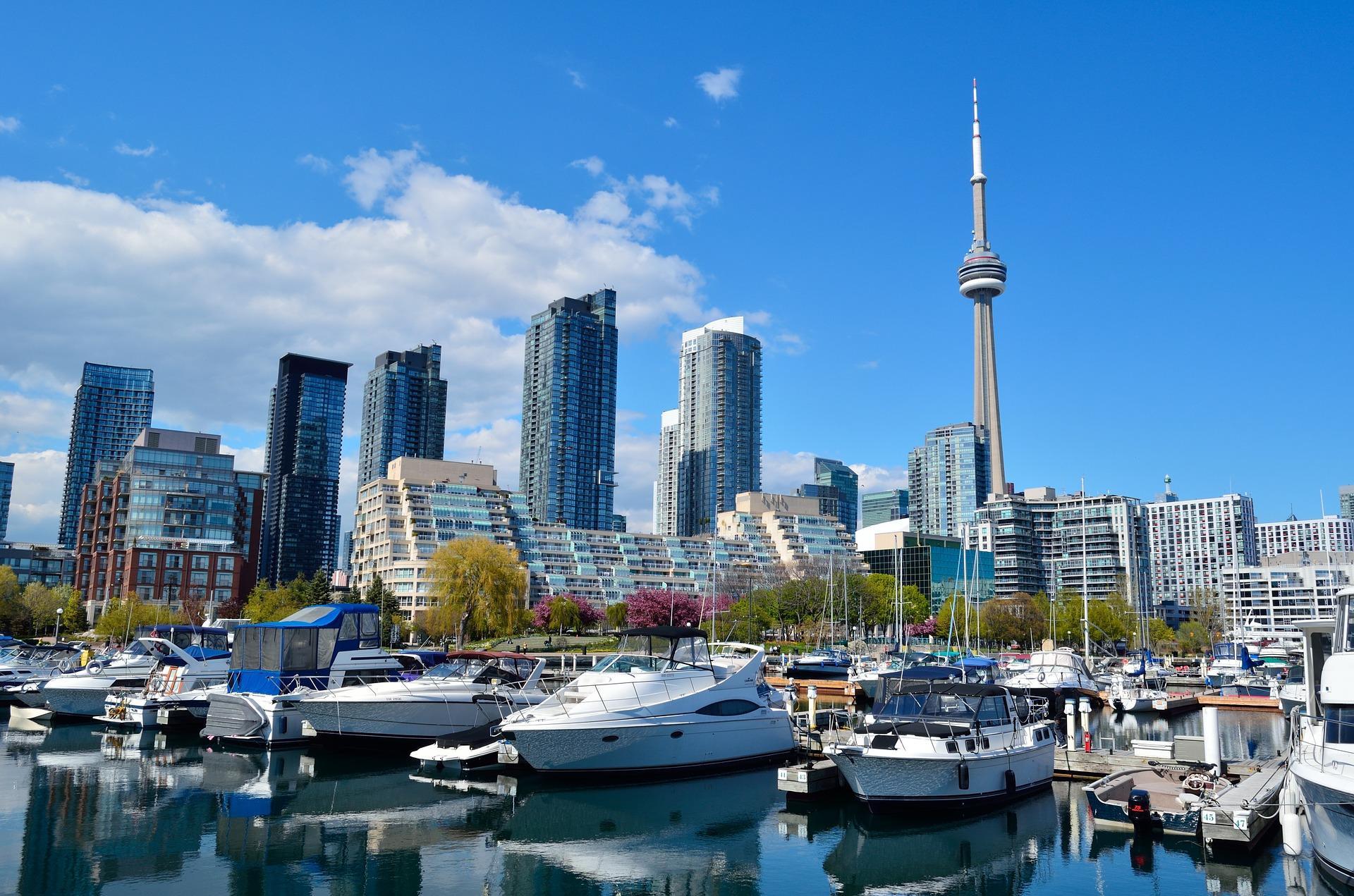 Курсы английского в EC Toronto