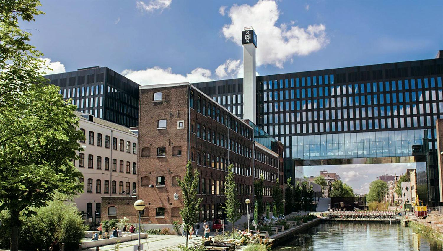 University of Amsterdam (Amsterdam Foundation Campus)