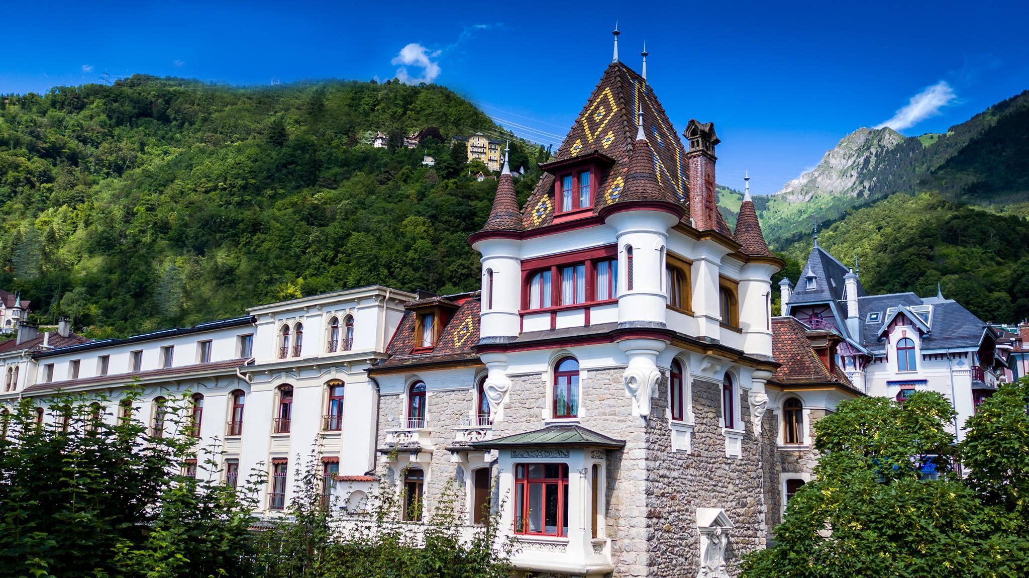 Monte Rosa Institute