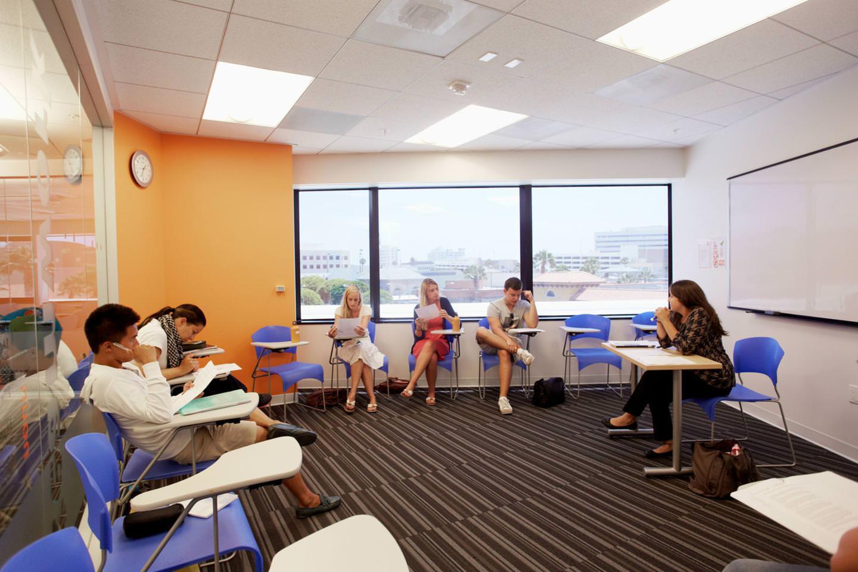 Курсы английского в EC Los Angeles