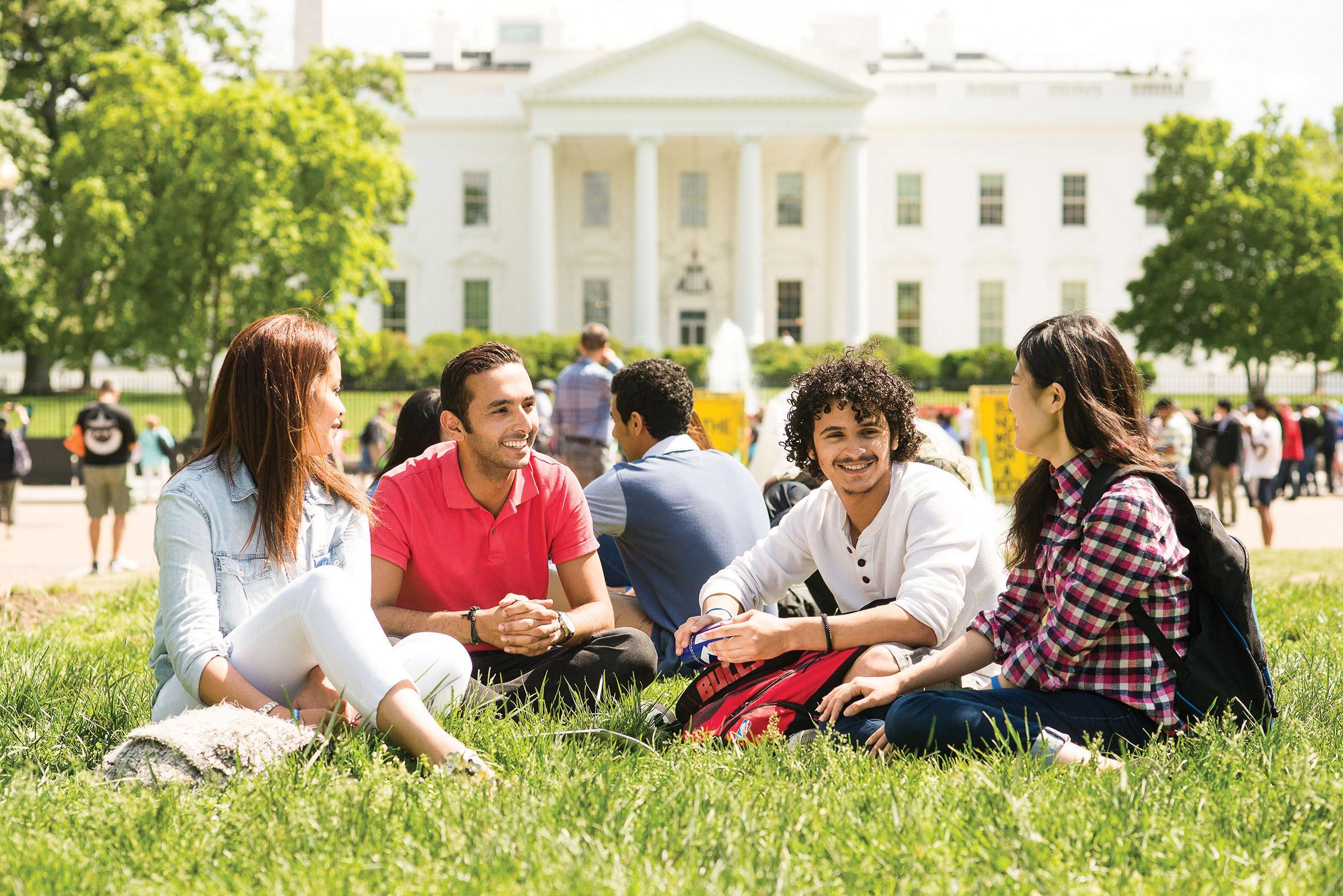 Курсы английского в Kaplan Washington