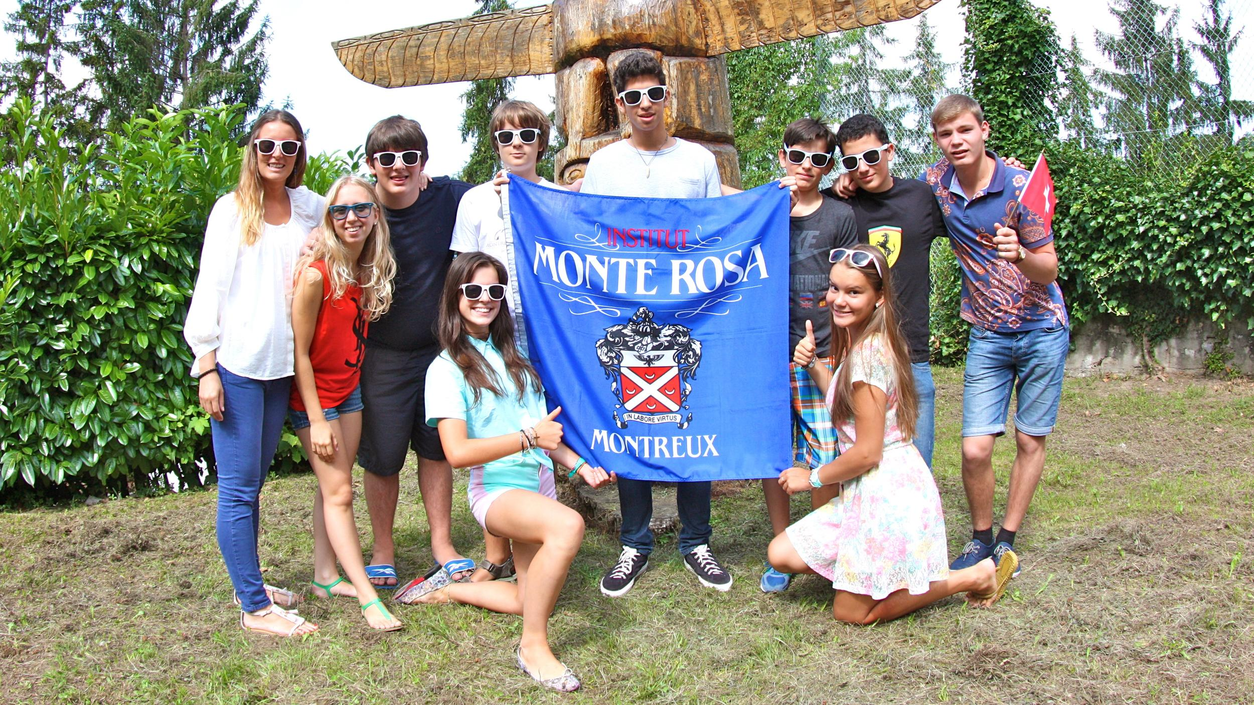 Monte Rosa Summer School