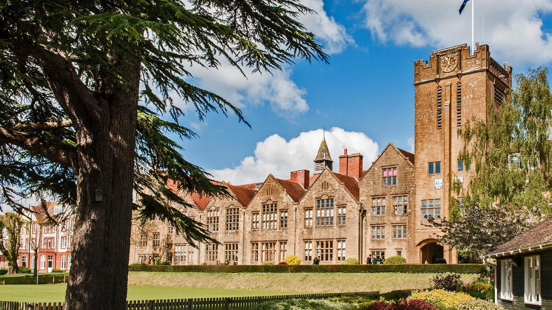 Sherborne School for girls