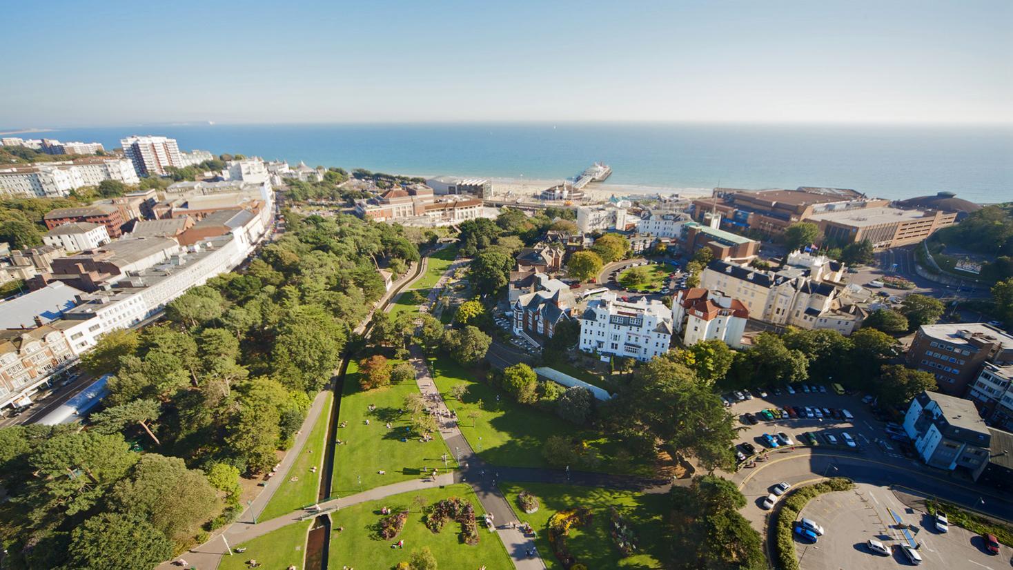 Курсы английского в Kings Bournemouth