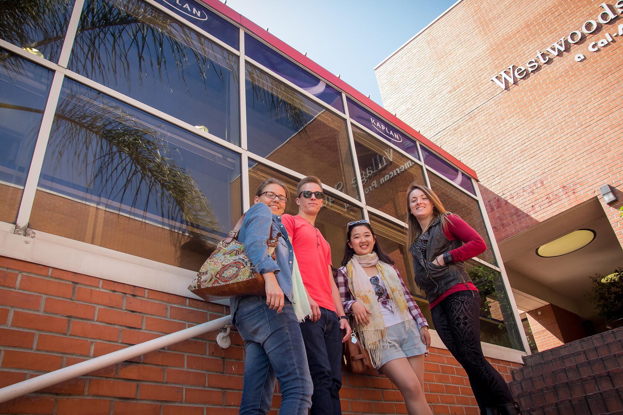 Курсы английского в Kaplan Los Angeles Westwood