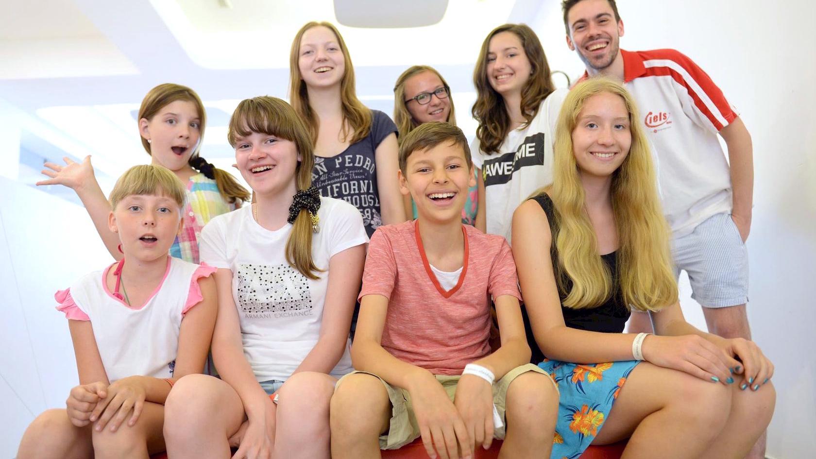 IELS Malta - Summer Camp для детей 8-12 лет