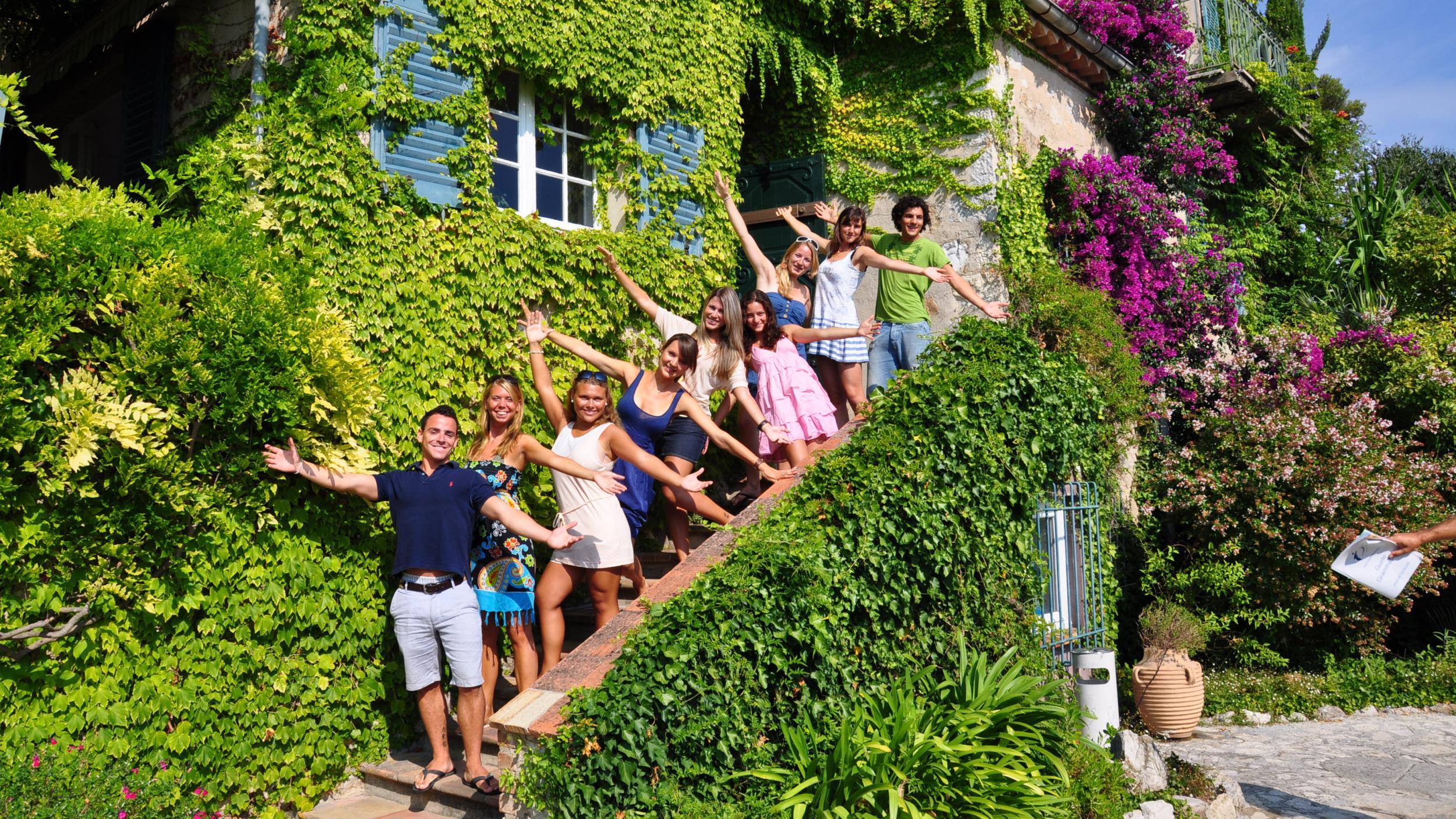 Centre International Antibes – летняя языковая школа в Антибе, Франция