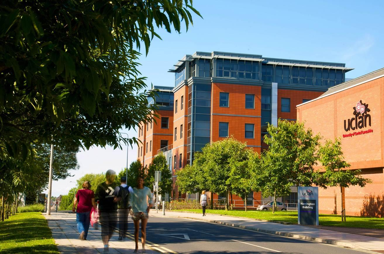 University of Central Lancashire, UCLan