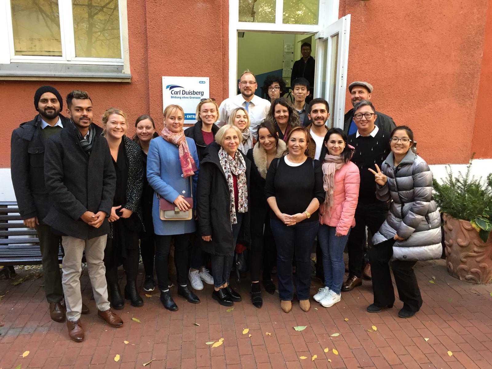 Carl Duisberg Center – курсы немецкого языка, Берлин