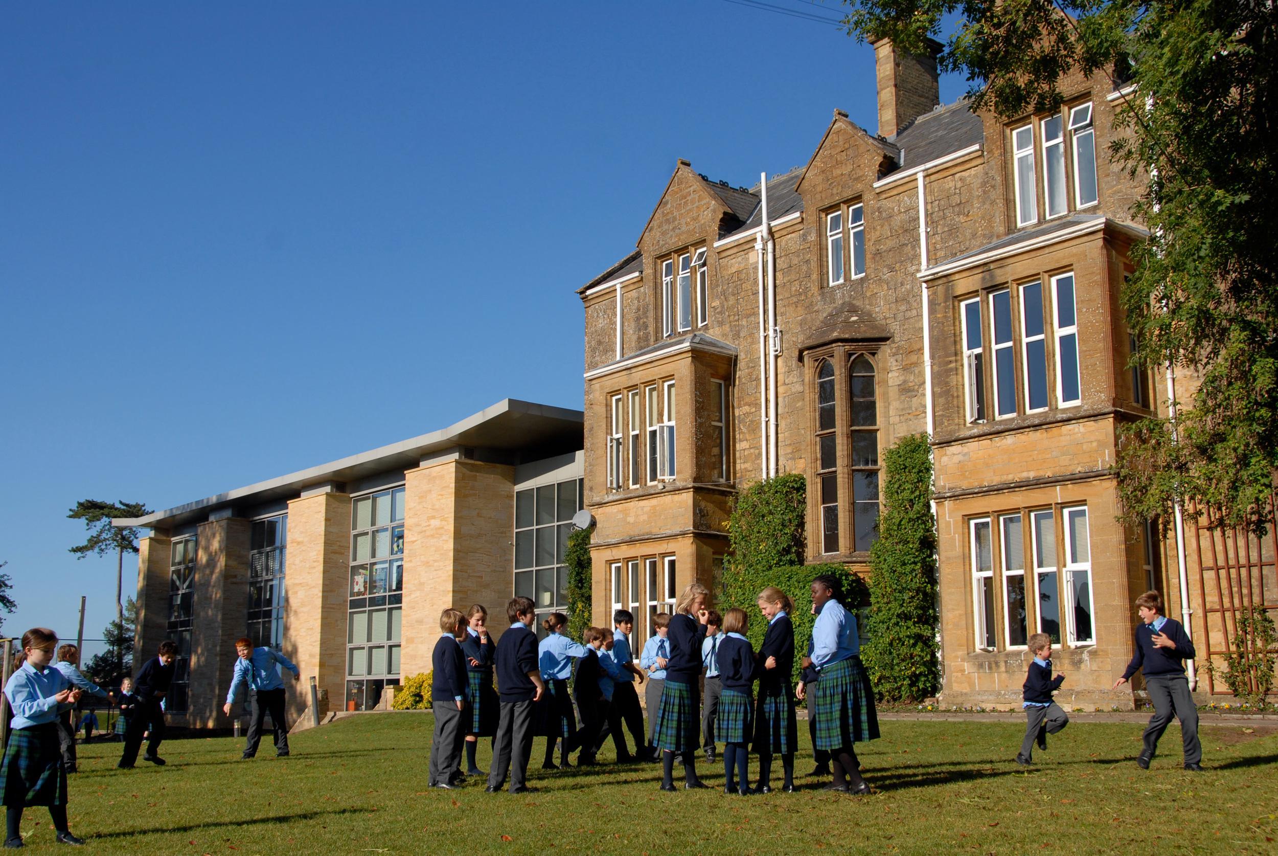 Sherborne Preparatory School